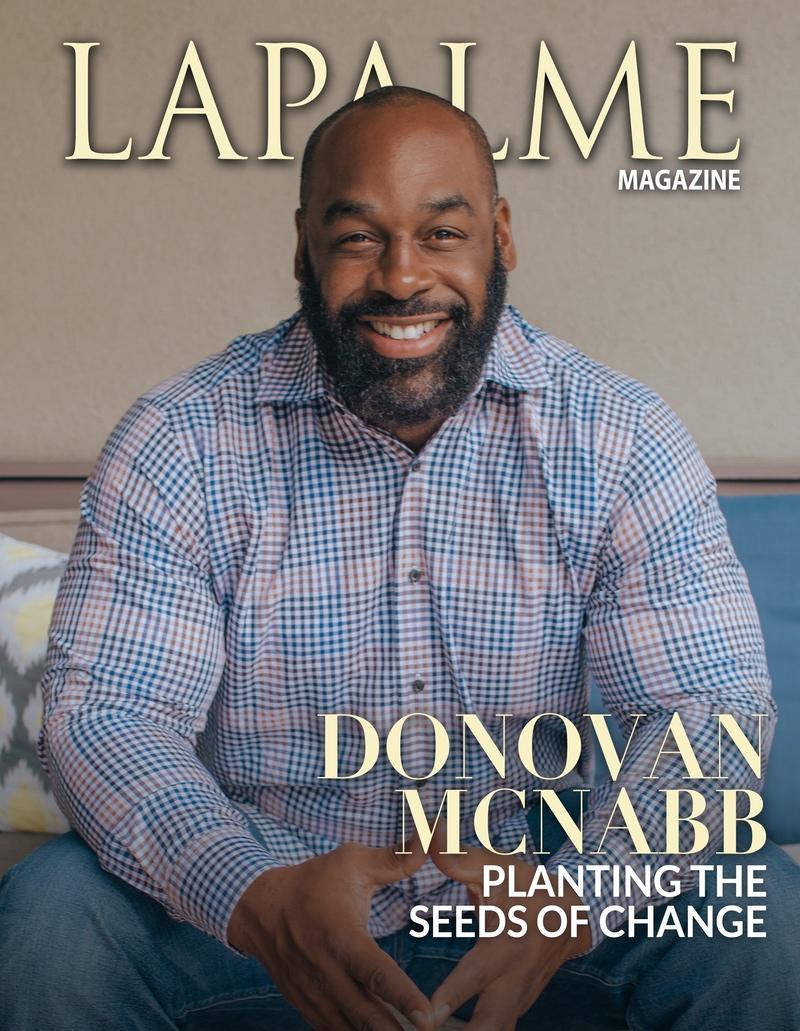 DONOVAN MCNABB – PLANTING THE SEEDS OF CHANGE