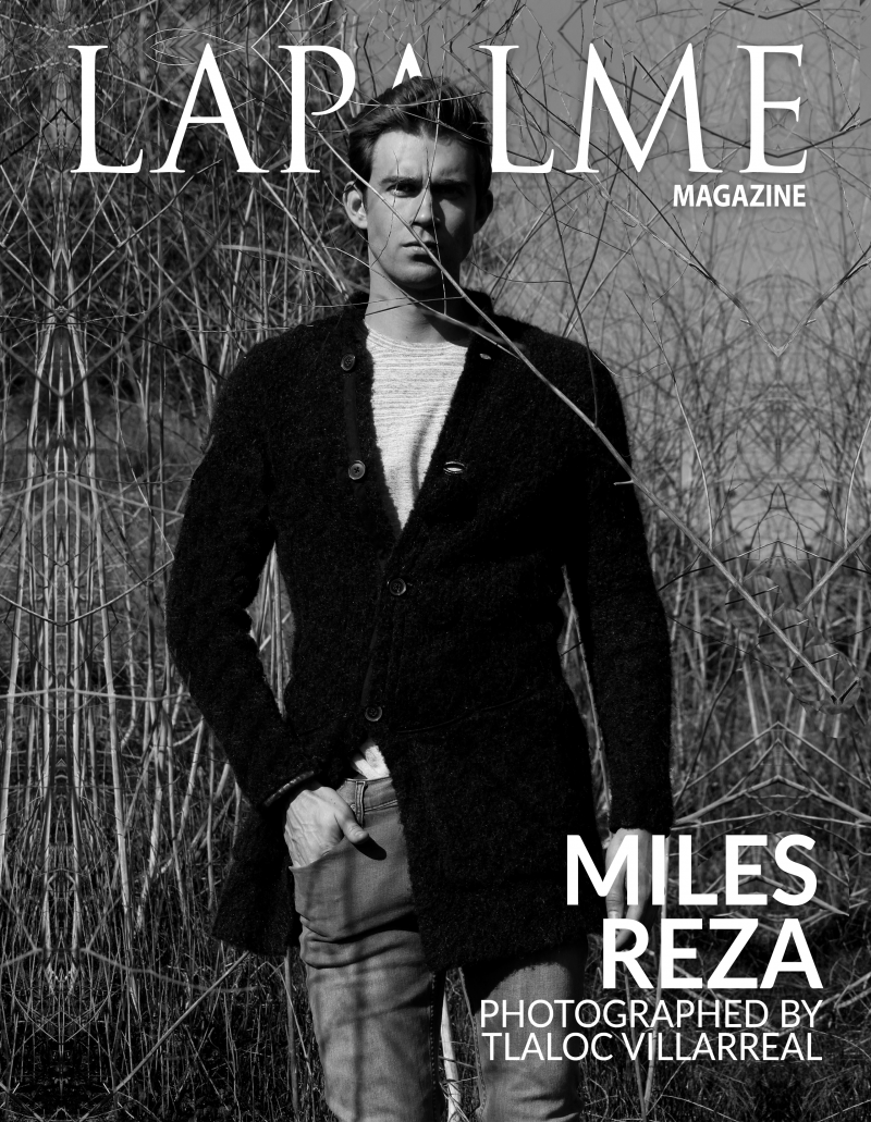 MILES REZA PHOTOGRAPHED BY TLALOC VILLARREAL