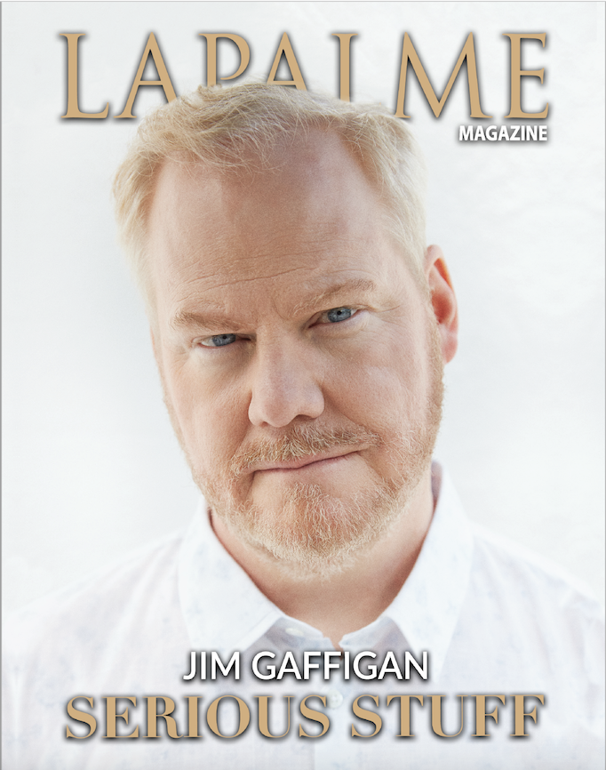 JIM GAFFIGAN – SERIOUS STUFF