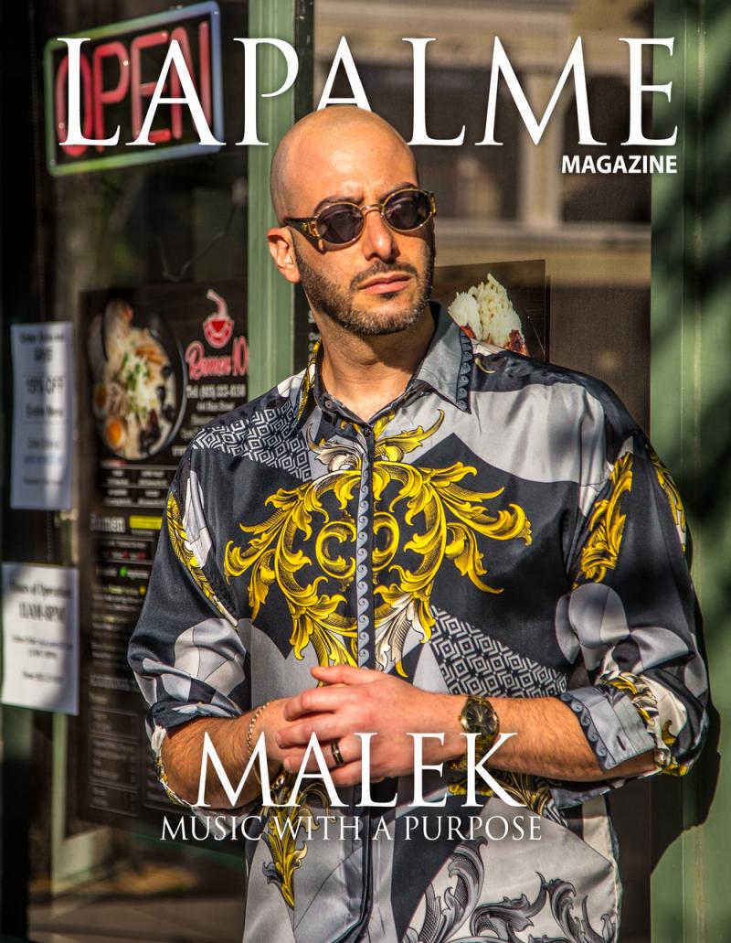 MALEK – MUSIC WITH A PURPOSE