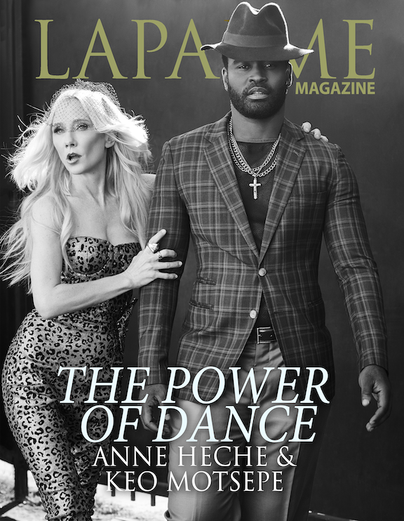 ANNE HECHE & KEO MOTSEPE – THE POWER OF DANCE