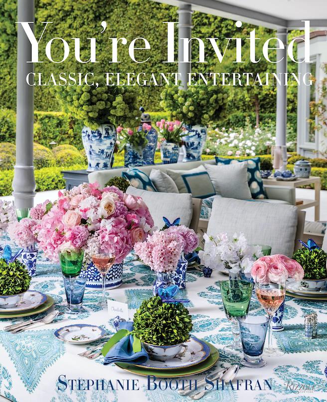 You're Invited! Entertaining Elegance in the time of COVID-19