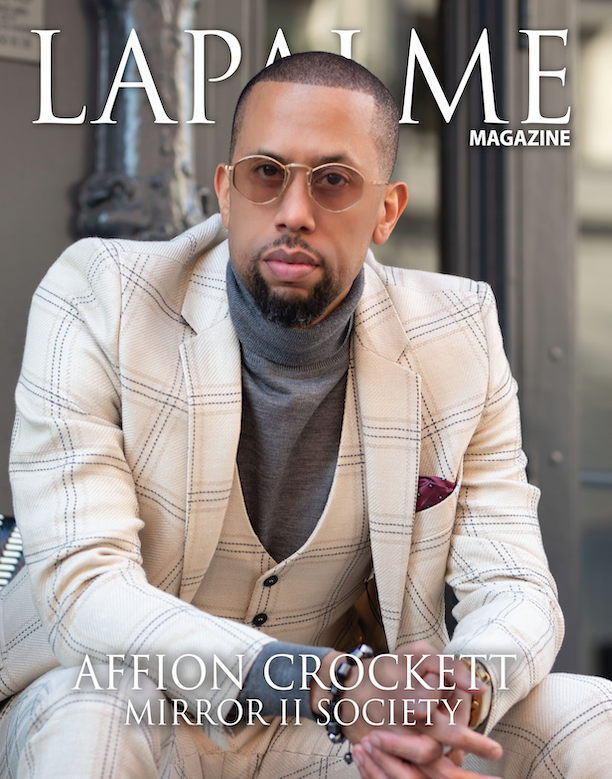 AFFION CROCKETT – MIRROR  II SOCIETY