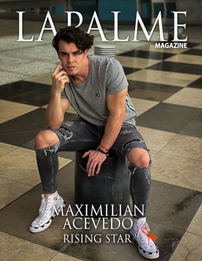 MAXIMILIAN ACEVEDO – RISING STAR