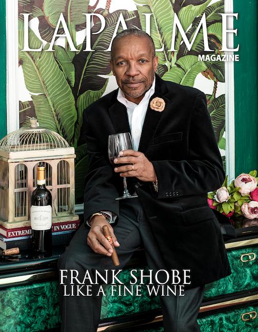 FRANK SHOBE – LIKE A FINE WINE