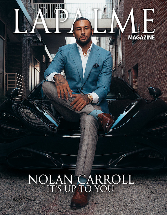 NOLAN CARROLL – IT'S UP TO YOU
