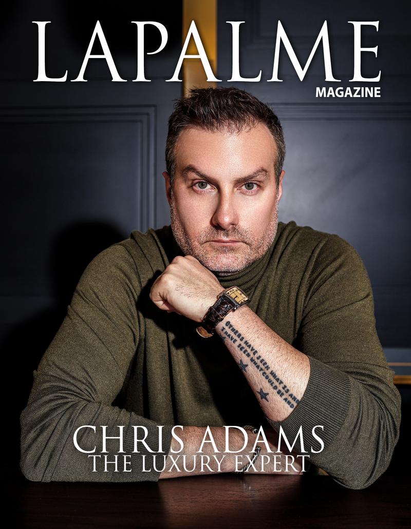 Chris Adams – The Luxury Expert