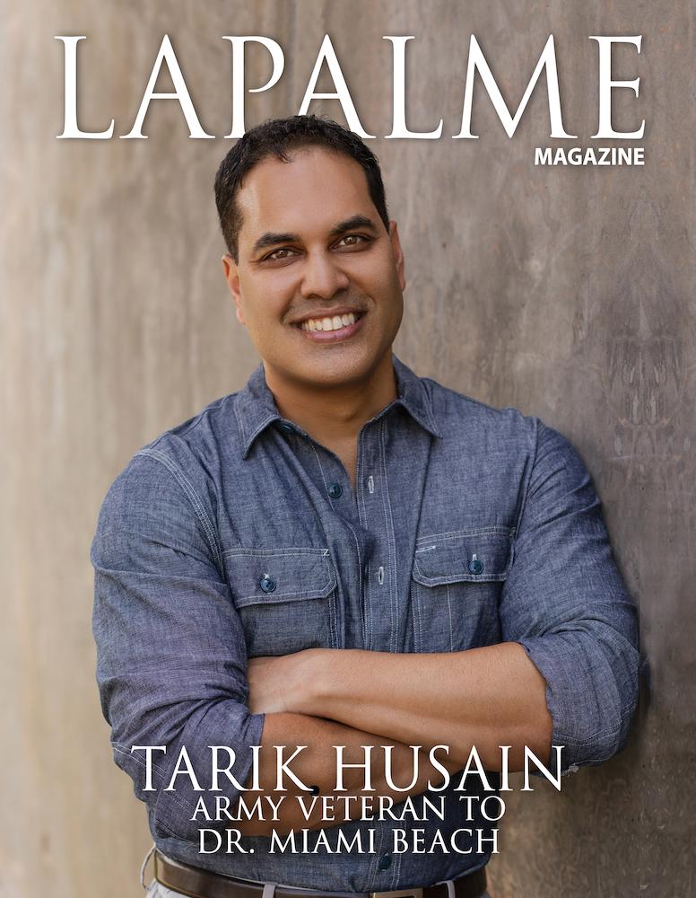 Tarik Husain – Army Veteran to Dr. Miami Beach