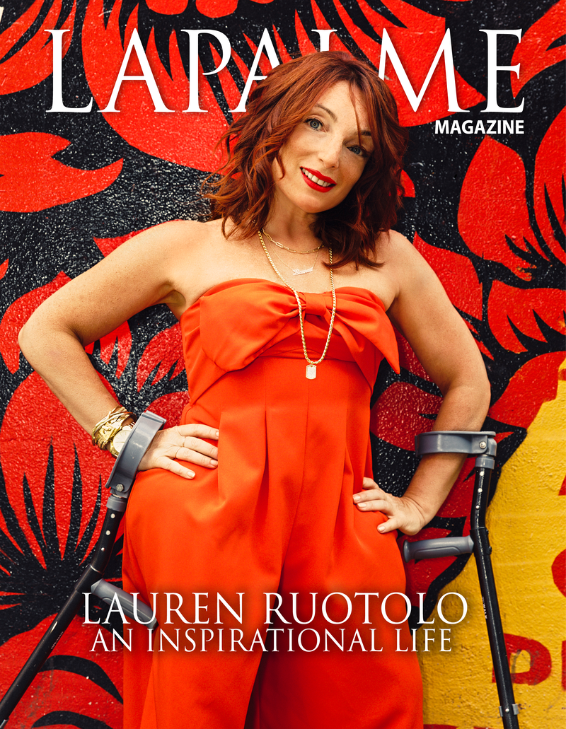 LAUREN RUOTOLO – AN INSPIRATIONAL LIFE