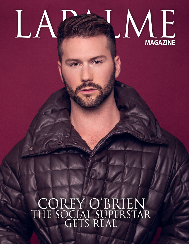 Corey O'Brien – The Social Superstar gets real.