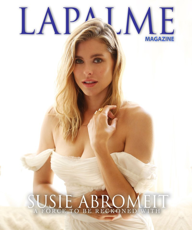 SUSIE ABROMEIT – A FORCE TO BE RECKONED WITH