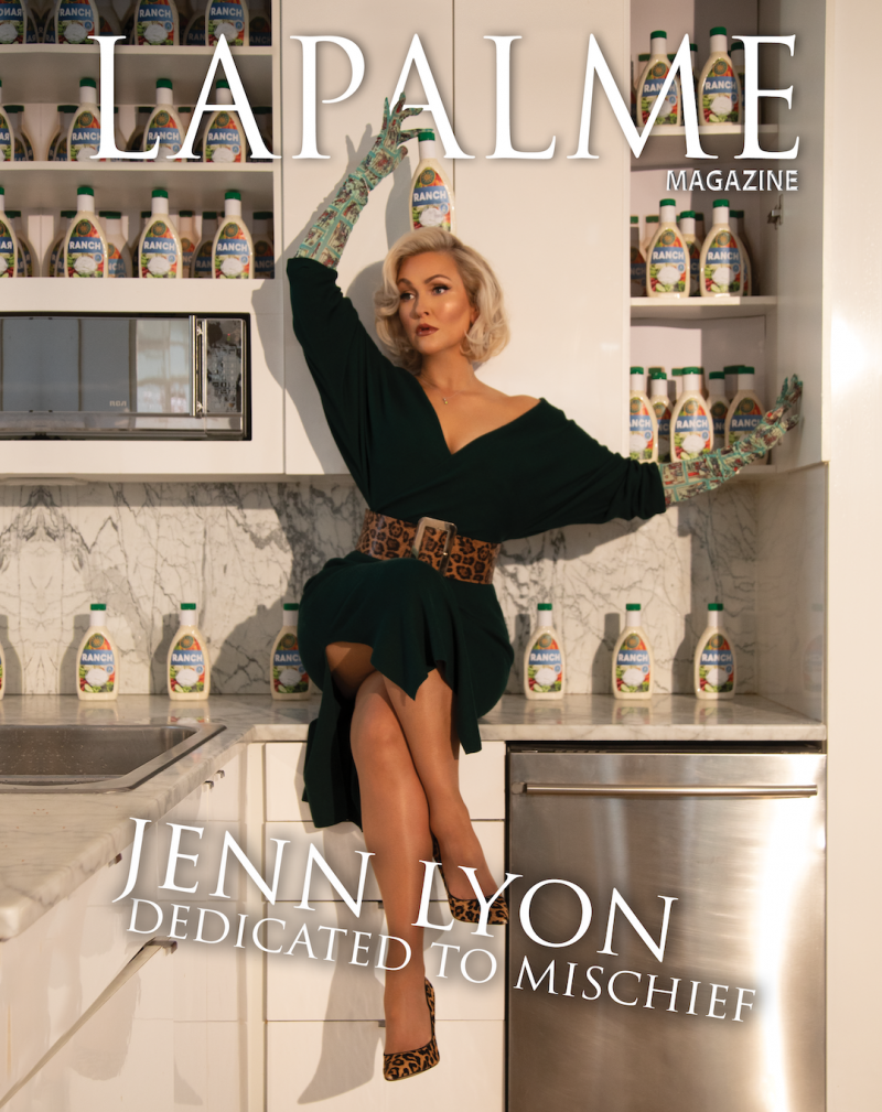 CLAWS Star Jenn Lyon: Dedicated to Mischief, And Her Love for Sketch Comedy