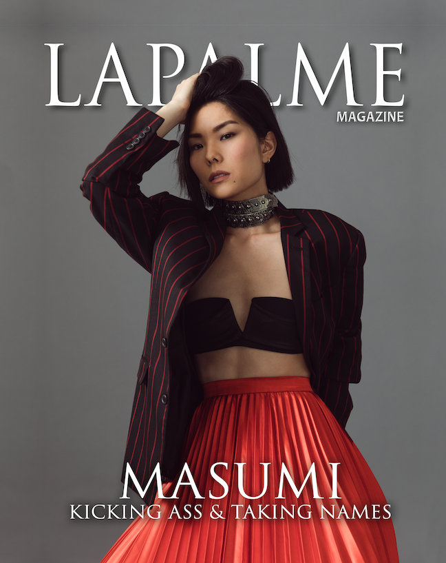MASUMI – KICKING ASS & TAKING NAMES